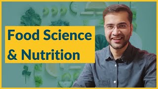 Difference Between Food Science & Nutrition