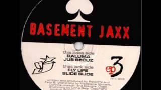 Basement Jaxx - Slide Slide (ATLANTIC JAXX)