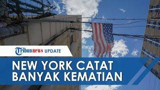 New York Catat Rekor 630 Pasien Meninggal dalam Sehari, Total Kasus Kini Capai 3.565 Orang