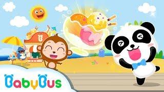 ❤ Dessert Time | Nursery Rhymes | Kids Songs | BabyBus
