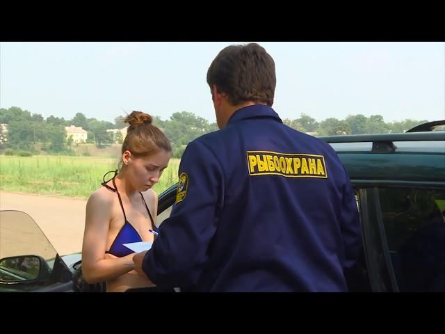 В Ангарске проходят рейды по несанкционированной мойке машин