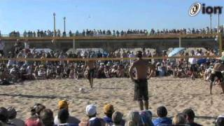 Manhattan Beach Open Finals on ION Sports - Live Coverage | 2010 - 2 of 4