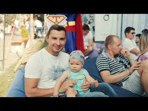 Dad's zone on Charity Weekend with Maria Efrosinina