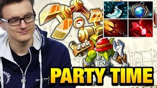 Miracle- [Tinker] Party game with Alicexz Dota 2