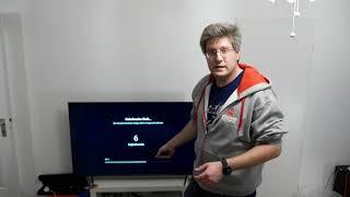 Xiaomi Mi Smart TV 4S 55 Zoll 4K HDR Fernseher Unboxing, einrichten, erster Eindruck