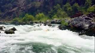 Trinity River Hell Hole Rapid