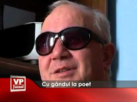 Cu gândul la poet