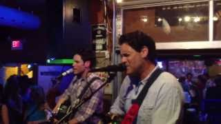 All I Have To Do Is Dream - Evan & Jaron - LIVE @ Whiskey Jam (09/09/2013)