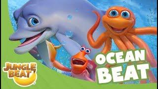 Jungle Beat Compilation - Ocean Beat  [Full Episodes]
