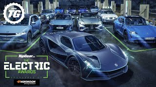 TopGear.com Electric Awards 2021: Porsche Taycan Cross Turismo, Polestar 2 and Lotus Evija