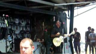 Bayside - Existing in a Crisis (Evelyn) @ Warped Tour 09