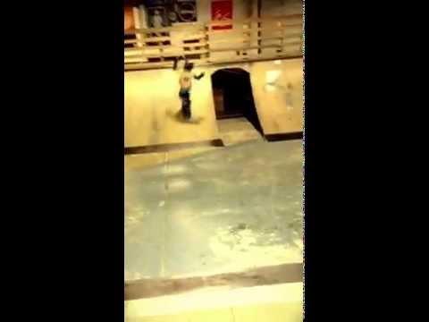 8 Year Old Skateboarder Jo Jo Josiah Jones 360 ollie, 360 big spin