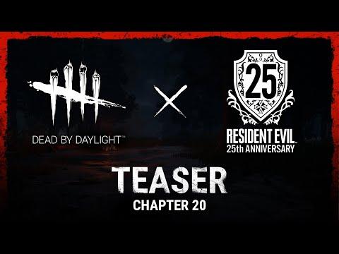 Dead by Daylight Resident Evil Teaser