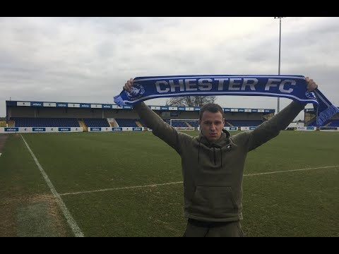 CFCTV: Interview with new signing Gary Roberts