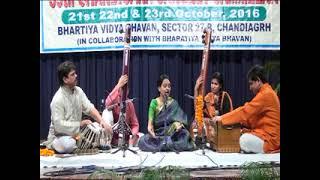 39th Annual Sangeet Sammelan Day 3 Vedio Clip 5