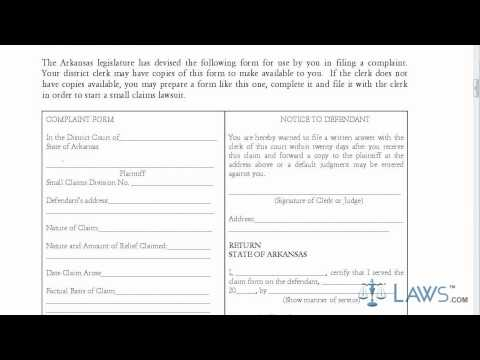 Summons and complaint form - Fill Out and Sign Printable PDF