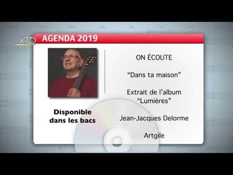 Agenda du 27 mai 2019