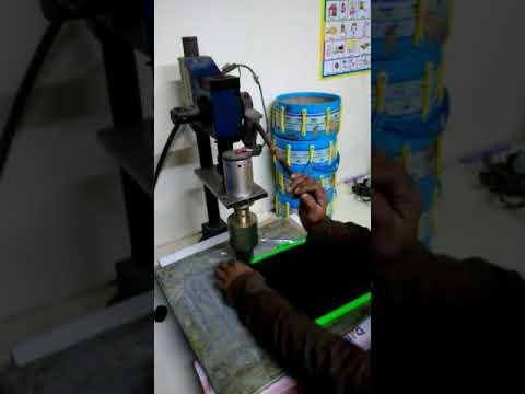 Manual Hand Press Ultrasonic Welding Machine