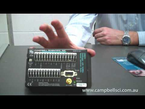A Comparison of  Campbell Scientific's Top Selling Data Loggers