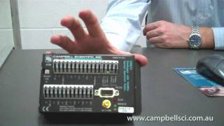 comparing campbell scientific dataloggers