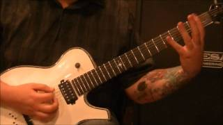 How to play The Way by Stryper on guitar by Mike Gross