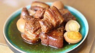 Caramelized Pork and Eggs (Thit Kho Tau)