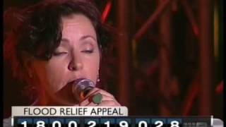 "Tina Arena sings  ""I Only Want To Be With You""  - Flood Relief Appeal January 2011"