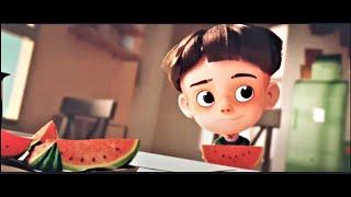 Best animated cartoon story- Watermelon Sugar- Harry Styles- With a crazy twist!
