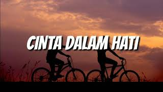 Cinta Dalam Hati - Ungu Acoustic Cover By Enda & Onci  (lyrics Video)