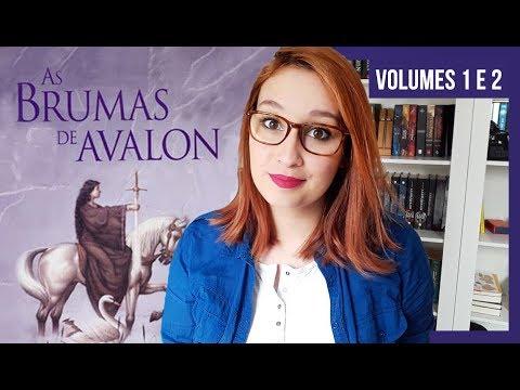 As Brumas de Avalon - A Senhora da Magia & A Grande Rainha (Marion Z. Bradley) | Resenhando Sonhos