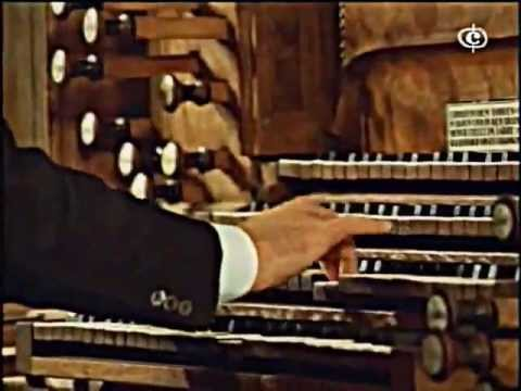 Copia di Johann Sebastian Bach - Toccata e fuga in Re minore (Karl Richter all'organo a canne)