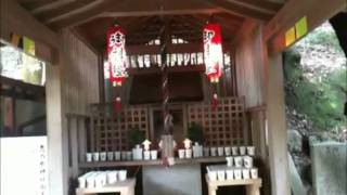 あなたの恋を応援します・・・知多半島・恋の水神社