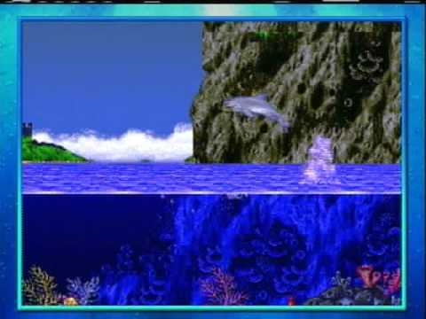 Ecco the Dolphin Xbox 360