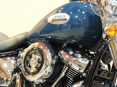 2021 Harley-Davidson HD FLHC Heritage Softail Classic 107