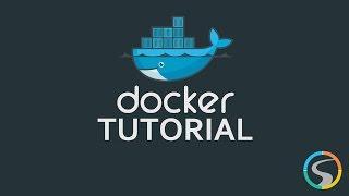 Docker Tutorial - Installing Docker On Windows