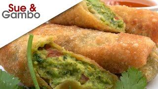 Avocado Eggrolls Recipe