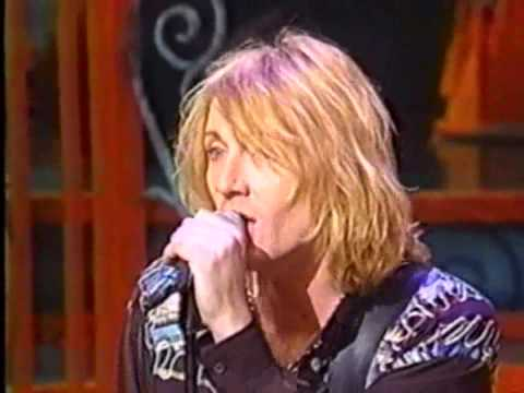 Enuff Z'Nuff - Fly High Michelle / Ain't It Funny (Live on the Jenny Jones Show)