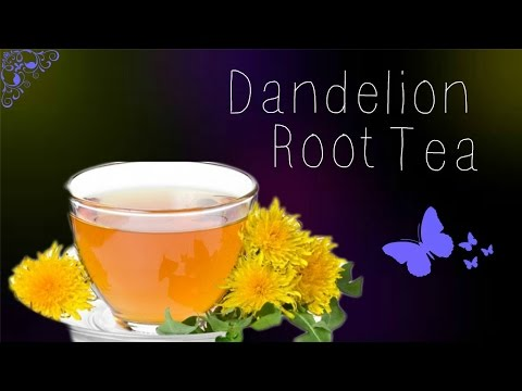 Video Dandelion Root Tea Benefits