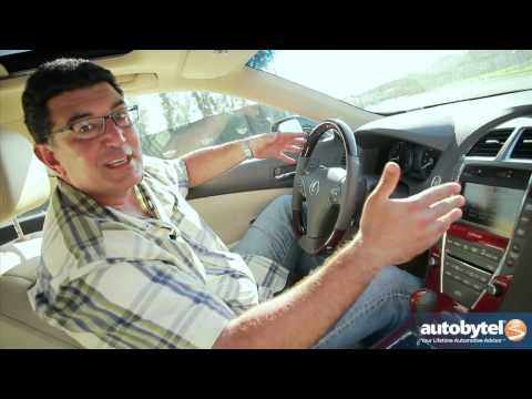 2012 Lexus ES 350: Video Road Test and Review