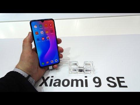Xiaomi Mi 9 SE Global, video anteprima dal MWC 2019