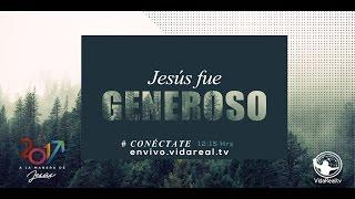 Jesús fue generoso