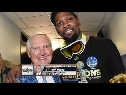 Hall of Famer Jerry West on His New Clippers Job, NBA Draft Strategy, Chris Paul & More | 6/20/17