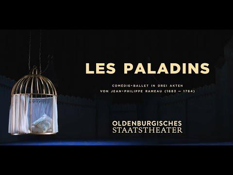 LES PALADINS von Jean-Philippe Rameau  - Premiere 16.02.2019