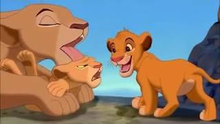 The Lion King - Bath Scene