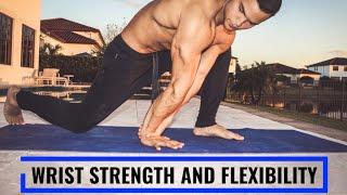 50 övningar för handleder för att öka styrka och flexibilitet