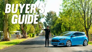 Everything You Need to Know Before Buying a Ford Focus ST