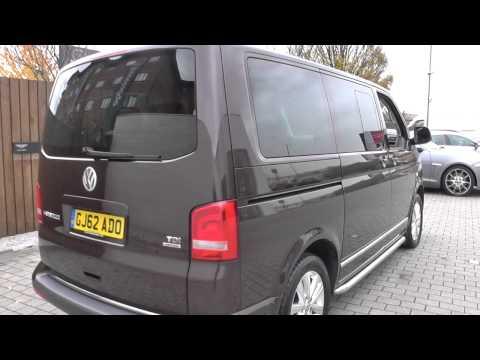 Volkswagen CARAVELLE 2.0 BiTDI Executive 180 4MOTION 5dr DSG U2585