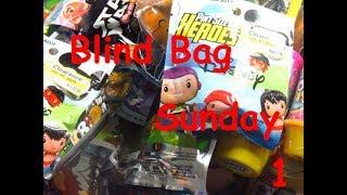 Blind Bag Sunday #1// LOL Surprise, Molang, Pikmi Pops, Yuck Bar