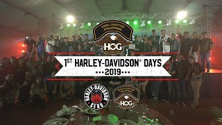 First Harley-Davidson Days Cebu 2019 SDE Video