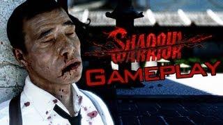 Shadow Warrior Gameplay +18 (Comentário Português)
